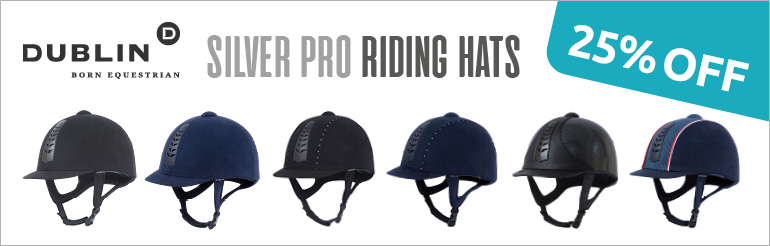 Dublin Riding Hats 25% Off - Whilst Stocks Last!