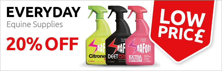 20% Off NAF OFF Fly Sprays