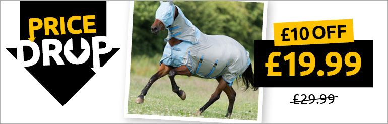 CLEARANCE - Gallop All in One Fly Rug Now Only £19.99