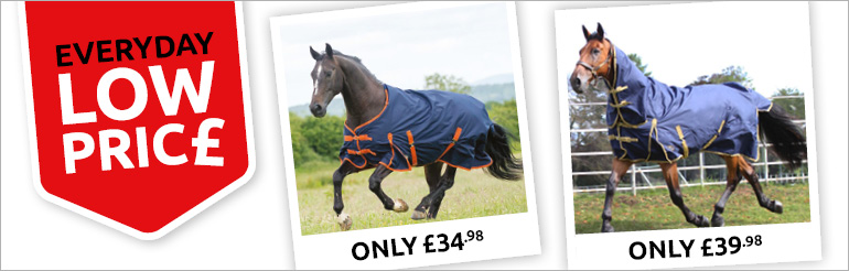 Gallop Trojan 100g Turnout Rugs - Great Everyday Prices!