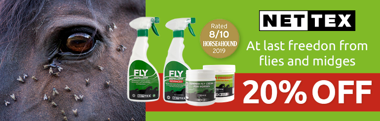 20% Off Nettex Fly and Midge - Whilst Stocks Last!
